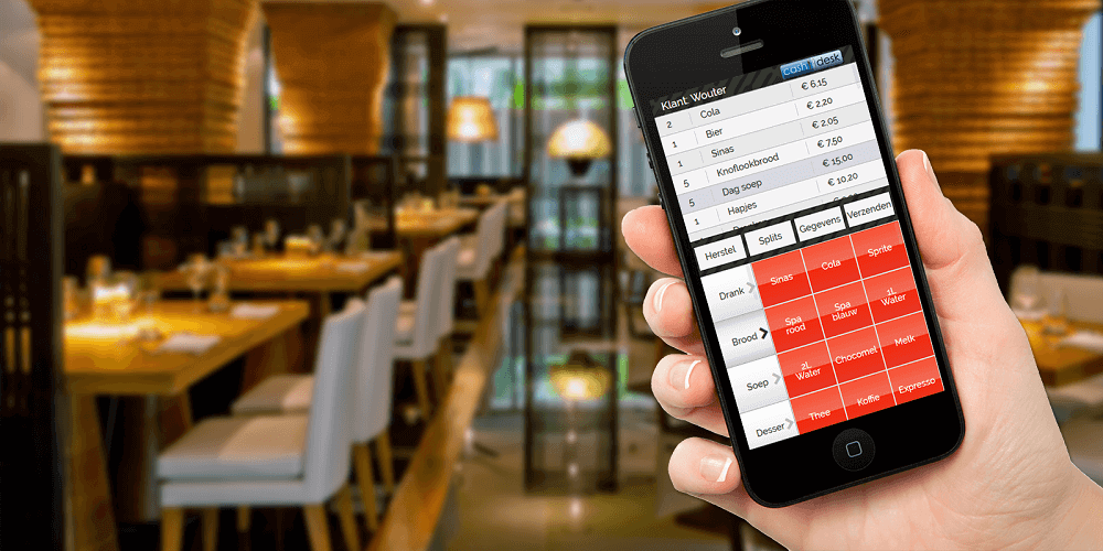 cashdesk ober app