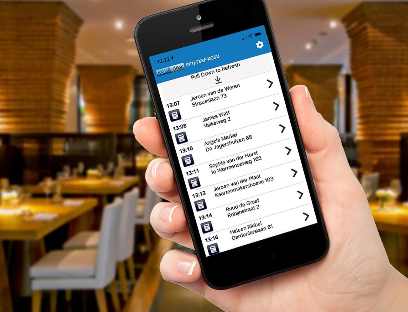 Liefer-App